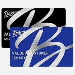 Boscov's Credit Card Account Management